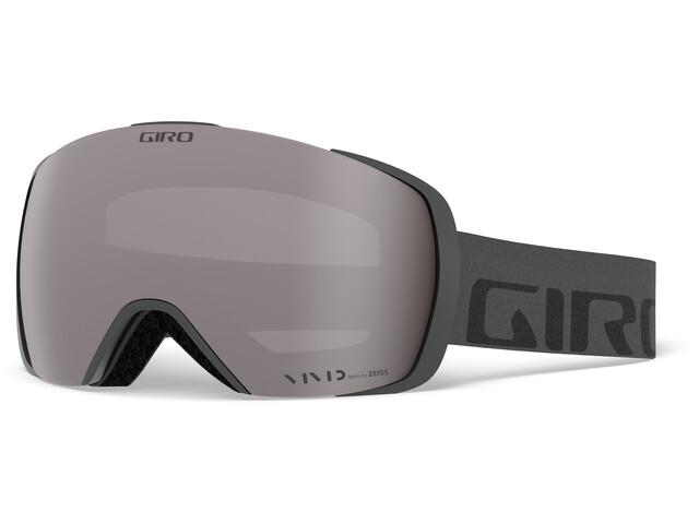 Giro Contact Masque, grey/vivid onyx/vivid infrared